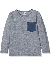 NAME IT Baby - Jungen Langarmshirt Nitfenke Ls Top Box Mini