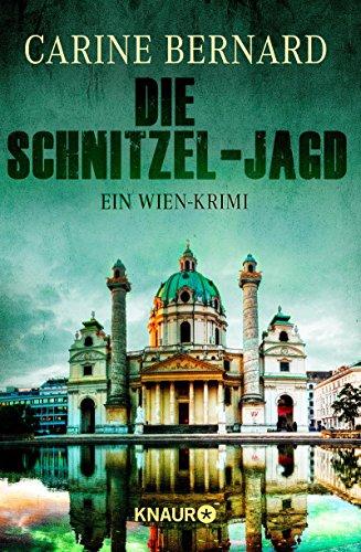 Buchseite und Rezensionen zu 'Die Schnitzel-Jagd' von Carine Bernard