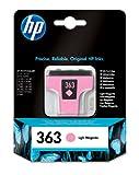 HP 363 Hellrot Original Druckerpatrone für HP Photosmart