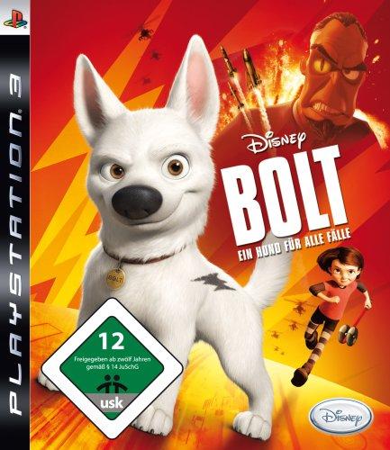 Bolt: Ein Hund für alle Fälle! (Kinder-spiele Für Ps3)