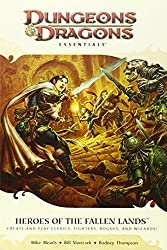 Heroes of the Fallen Lands: An Essential Dungeons & Dragons Supplement (4th Edition D&D) by Mike Mearls (2010-09-21)