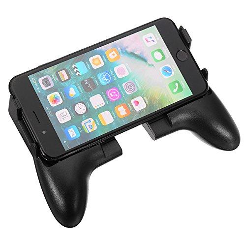 FeLiCia Clip Ajustable del Tenedor del Soporte del Gamepad del Teléfono DE 4.5-6 Pulgadas para El Juego De La Pantalla Táctil