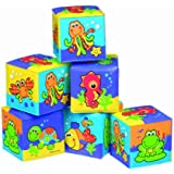 Playgro 40093 Toy Cubes for the Bath