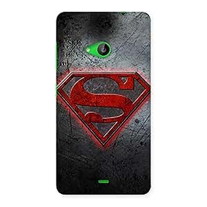 Enticing Day Zone Multicolor Back Case Cover for Lumia 535