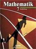 Mathematik Sekundarstufe I - Ausgabe Volk und Wissen - Realschule Brandenburg: Mathematik, Klasse 7, EURO, Lehrbuch, Ausgabe Realschule Brandenburg