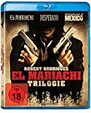 Desperado & El Mariachi & Irgendwann in Mexico (2 Discs) [Blu-ray]