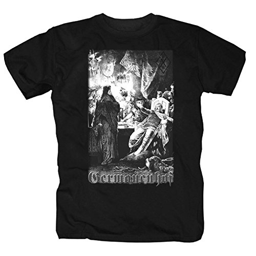 T-Shirt Odins Klinge-Germanenhof (S)