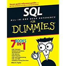 SQL All-in-One Desk Reference For Dummies (For Dummies (Computers))