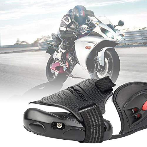 Hook.s Cojín del Cambio de la Motocicleta Cubierta de la Bota del Zapato Cubierta Protectora Accesorios para el Cambio de Marchas Cubierta Antideslizante del Zapato