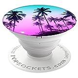 PopSockets 707388' La La Ausziehbarer Sockel und Griff für Smartphones/Tablets