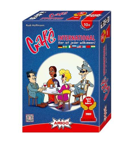Amigo 02620 - Café International (Spiel) Internationale Kaffee