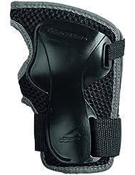 Rollerblade X de Gear Wrist Guard Patines en línea–Muñequeras, primavera/verano, unisex, color negro, tamaño small