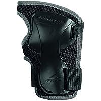 Rollerblade X de Gear Wrist Guard Patines en línea–Muñequeras, Primavera/Verano, Unisex, Color Negro, tamaño Large