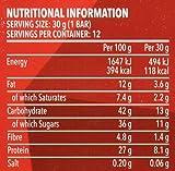 Prozis Protein Snack 30 g, Cioccolato Belga, Confezione da 12 Pezzi