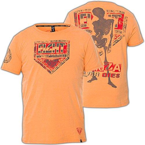 Yakuza T-Shirt TSB-509 Orange Orange