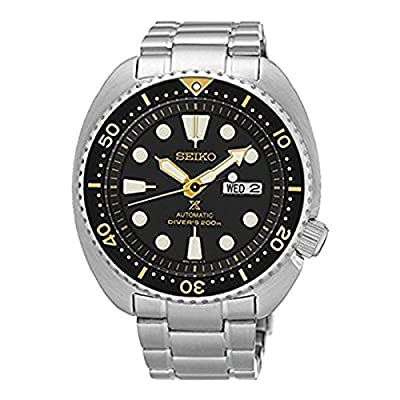 Seiko SRP775K1 - Reloj de pulsera Hombre, Acero inoxidable, color Plata
