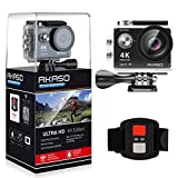 Best Digital Compact Cameras 2015s - AKASO EK7000 4K Sport Action Camera Ultra HD Review