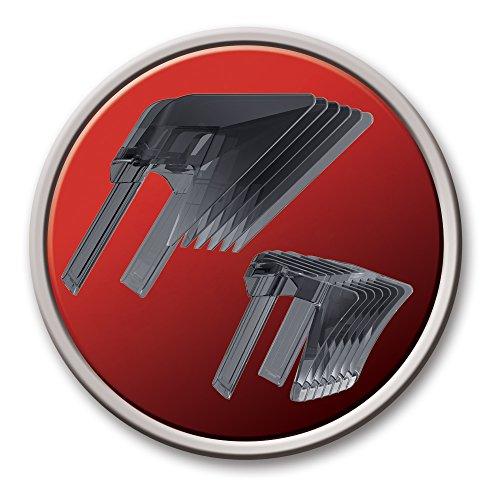 Remington HC7170 ProPower Titanium Ultra Haarschneider mit titanbeschichteten Klingen, ProPower-Motor, schwarz - Bild 2