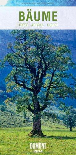 Bäume - Long Size Kalender 2014
