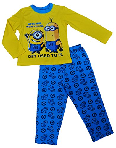 pyjama-long-pour-garcons-motif-universal-studios-minions-were-here-were-yellow-get-used-to-it-jaune-