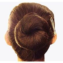 Filets Lot Of Hair Nets, invisible, élastique, 50 cm, pour arrêter les