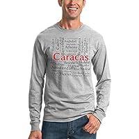 Billion Group | Capital Cities Cloud Carcasas | City Collection | Men's Unisex Sweatshirt