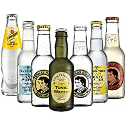 Tonic Water Probier-Set 6+1 - 7x0,2l