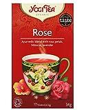 Yogi Tea | Rose - og | 5 x 17 bags
