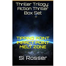 Thriller Trilogy: Fast Paced Thriller Trilogy