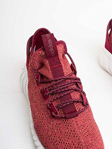 adidas Tubular Doom Sock PK, Scarpe da Fitness Unisex Adulto rosso (Rojmis / Buruni / Balcri)