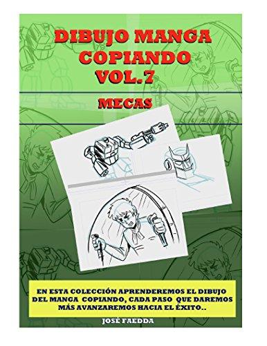 DIBUJO MANGA COPIANDO 7 por José Faedda