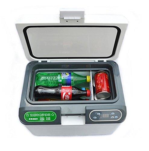 Auto Kühlschrank 12L Mini-Kühlschrank mit Gefrierfach