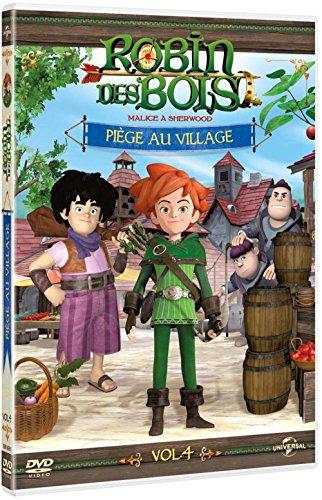 Robin des bois, malice à Sherwood - Vol. 4 - Piège au village
