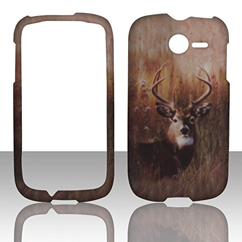 2d-buck-deer-huawei-ascend-y-m866-tracfone-uscellular-case-cover-hard-phone-case-snap-on-cover-rubbe