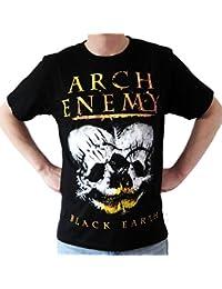 Arch Enemy, T-Shirt, Black Earth