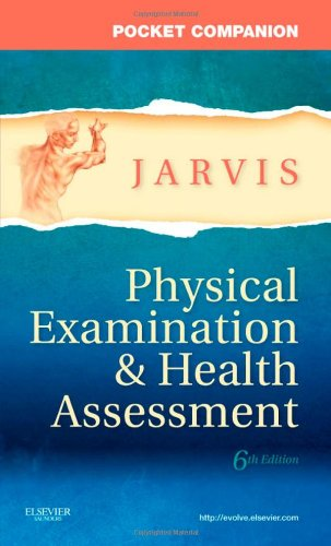 Pocket Companion for Physical Examination and Health Assessment, 6e