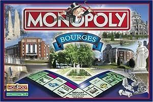 Winning Moves - Jeu de société - Monopoly Bourges