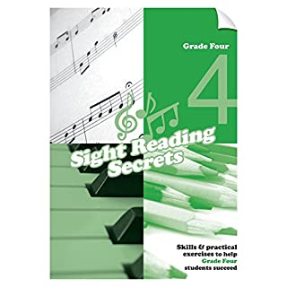 Grade Four - Sight Reading Secrets (English Edition)