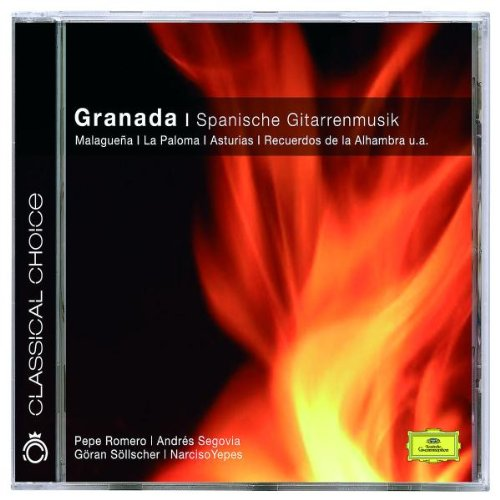 Granada - Spanische Gitarrenmusik (Classical Choice)
