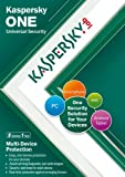 Kaspersky One Universal Security (5 Multi Device, 1 Year subcription) (PC/Mac/Android)