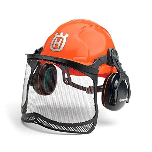 Original Husqvarna Classic Forest Helm mit ergonomische Gehörschutz