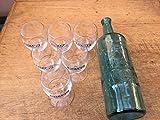 6Stück Glas Ricard Ballon 17cl + Karaffe NEU
