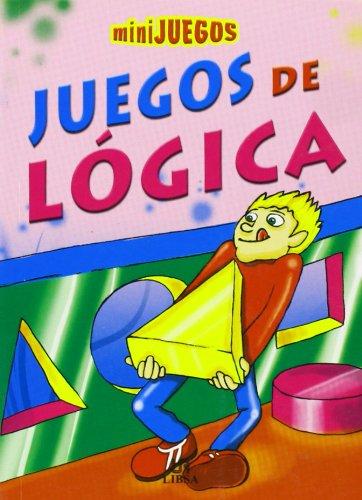 Juegos de Lógica (Minijuegos) por Equipo Editorial
