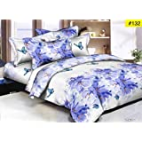 Lynn Fab Comforter - Double Bed Luxurious Comforter Set - 4 Pc Set (1 Comforter + 1 Double Bedsheet + 2 Pillow Cover)