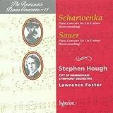 The Romantic Piano Concerto - Vol. 11 (Scharwenka / Sauer)