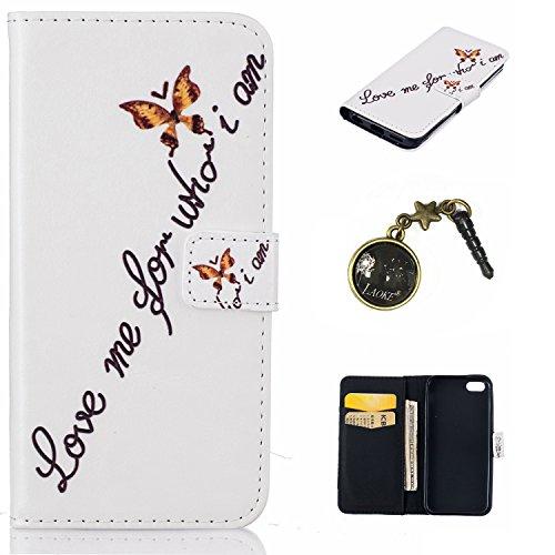 PU Silikon Schutzhülle Handyhülle Painted pc case cover hülle Handy-Fall-Haut Shell Abdeckungen für Smartphone Apple iPhone 5C +Staubstecker (3WW) 9