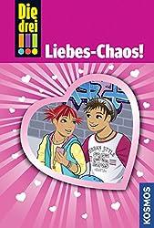 Die drei !!!, 60, Liebes-Chaos! (drei Ausrufezeichen)