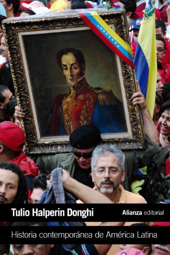 Historia contemporánea de América Latina / Contemporary History of Latin America por Tulio Halperin Donghi