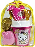 ANDRONI Zaino Hello Kitty Princess Medio Secchiello/Inn./Accessori 7246-0HKP