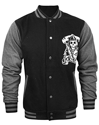 Herren - Official - Sons Of Anarchy - Jacke (M)